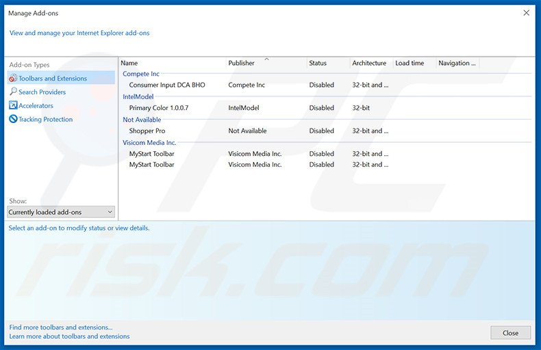 how to get rid of vmware toolbare