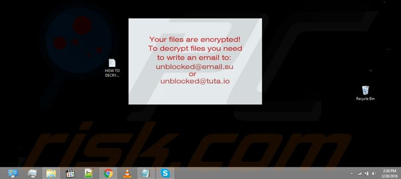 a research on the cyrptolocker virus a type of ransomware viruses 2016-04-11 washington (ap) — an unusual strain of virus-like hacker software that exploits computer server vulnerabilities — without requiring human interaction — is a leading example of a new generation of ransomware, according.