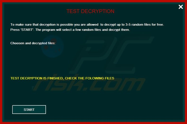 How to remove 7ev3n Ransomware - Virus removal steps (Updated)