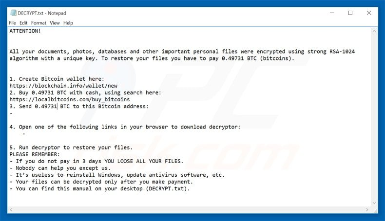 How to remove Nemucod Ransomware - virus removal steps (updated)