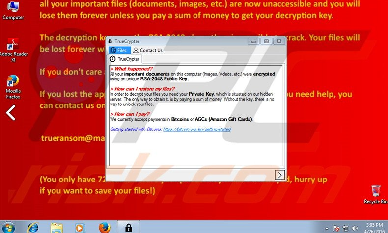How to remove SD 1 1 Ransomware - virus removal steps (updated)
