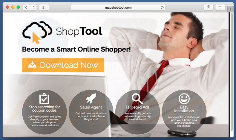 ShopTool adware