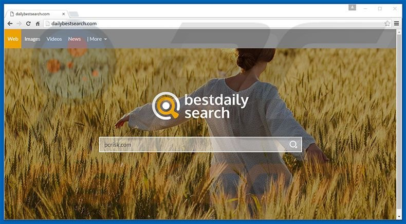 dailybestsearch.com browser hijacker