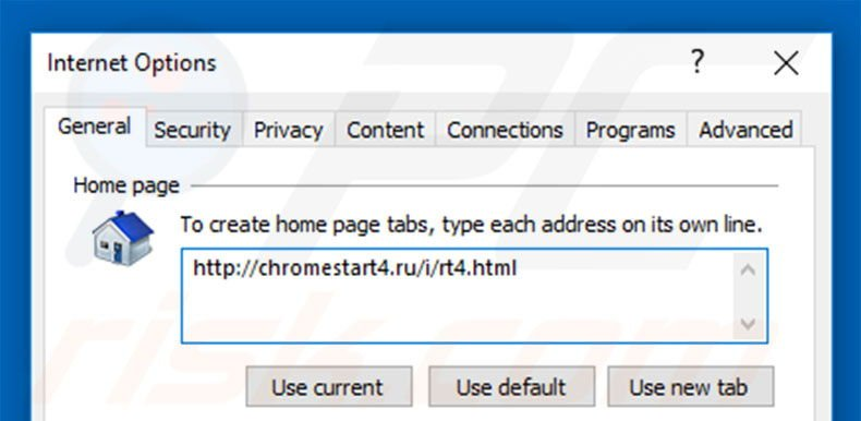 how to get rid of mail.ru from chrome