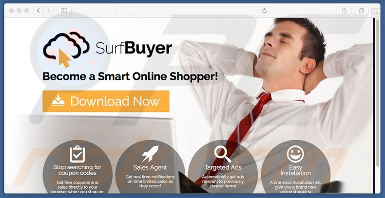 SurfBuyer adware