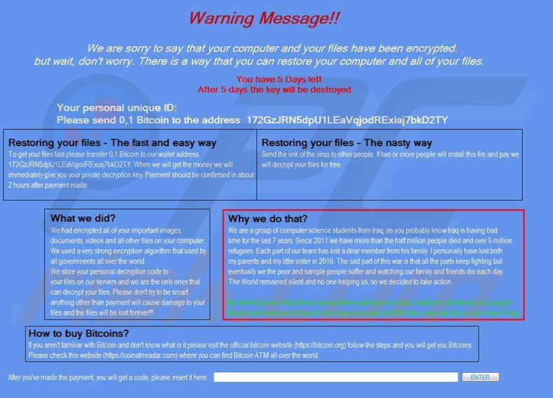 How to remove Jhon Woddy Ransomware - virus removal steps (updated)