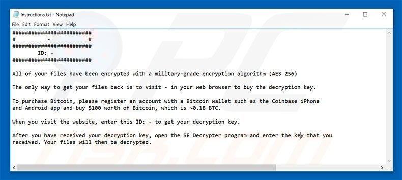 How to remove Netflix Login Generator Ransomware - virus removal