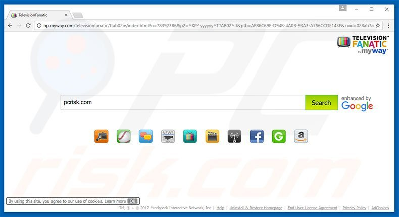 How to get rid of TelevisionFanatic Toolbar - Virus removal guide