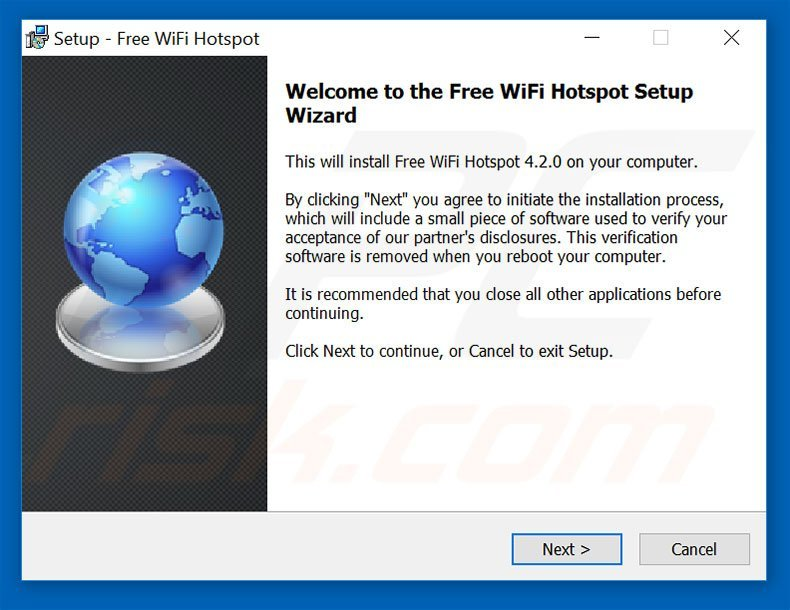How to uninstall Free WiFi Hotspot Adware - virus removal