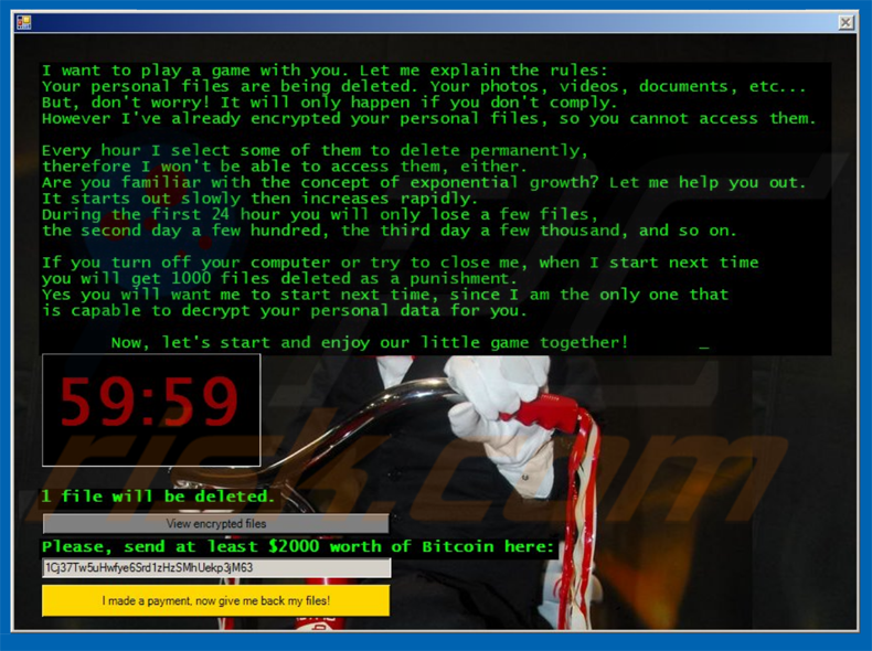How to remove Jigsaw Ransomware - Virus removal steps (Updated)