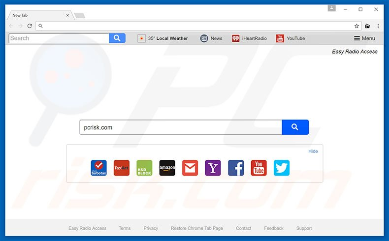 search.searcheasyra.com browser hijacker