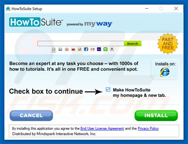 how to get rid of toolbar