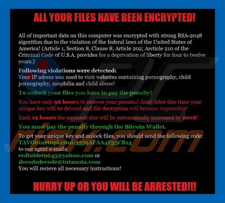matrix ransomware updated wallpaper