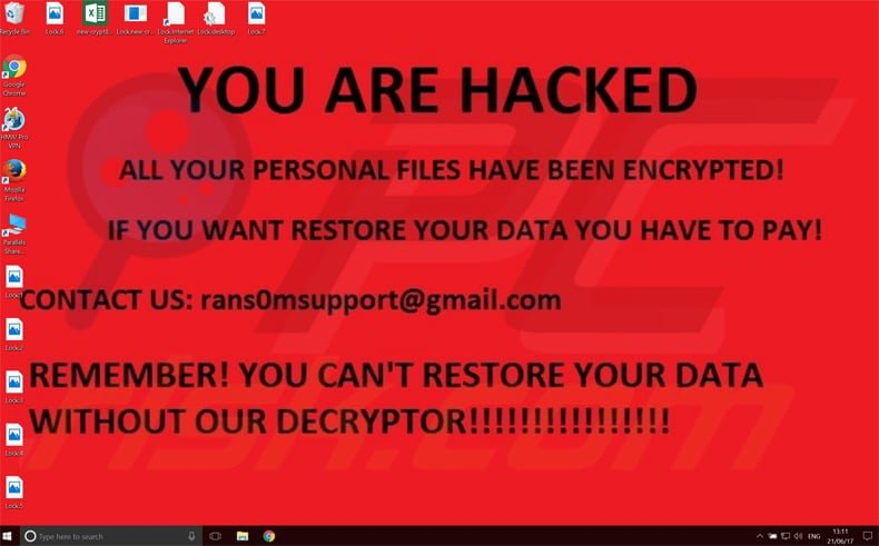 crypt888 ransomware rans0msupport@gmail.com wallpaper