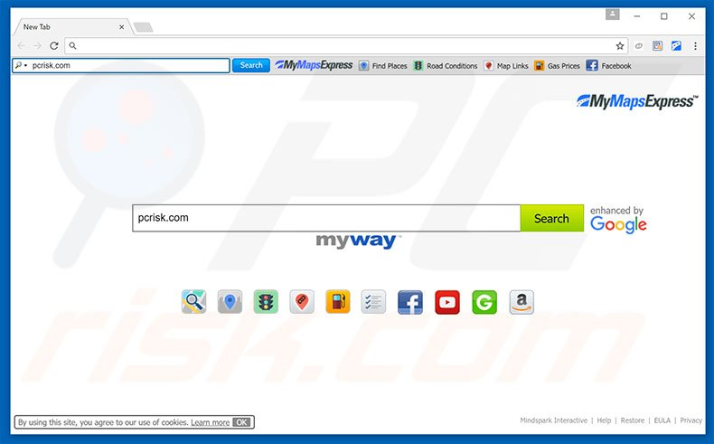 hp.myway.com browser hijacker