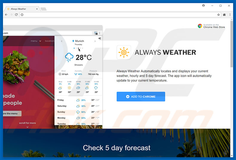 How To Uninstall Always Weather Adware Virus Removal Instructions Updated