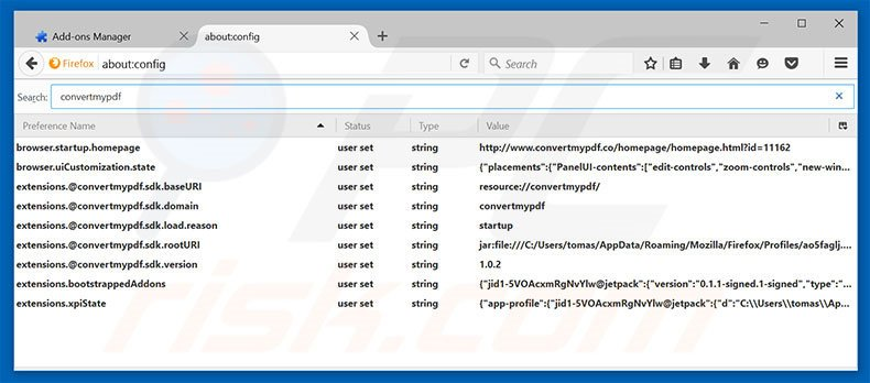 how to change my default search engine in mozilla