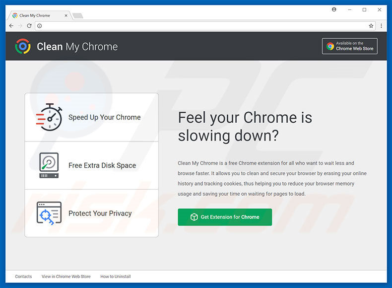 How To Uninstall Clean My Chrome Adware Virus Removal Instructions Updated