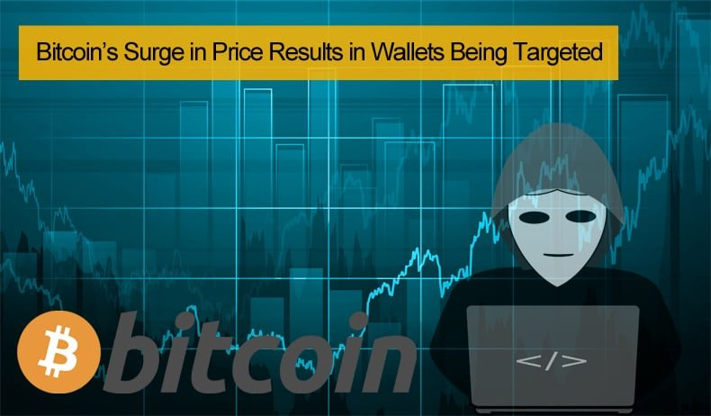 bitcoin wallets targeted