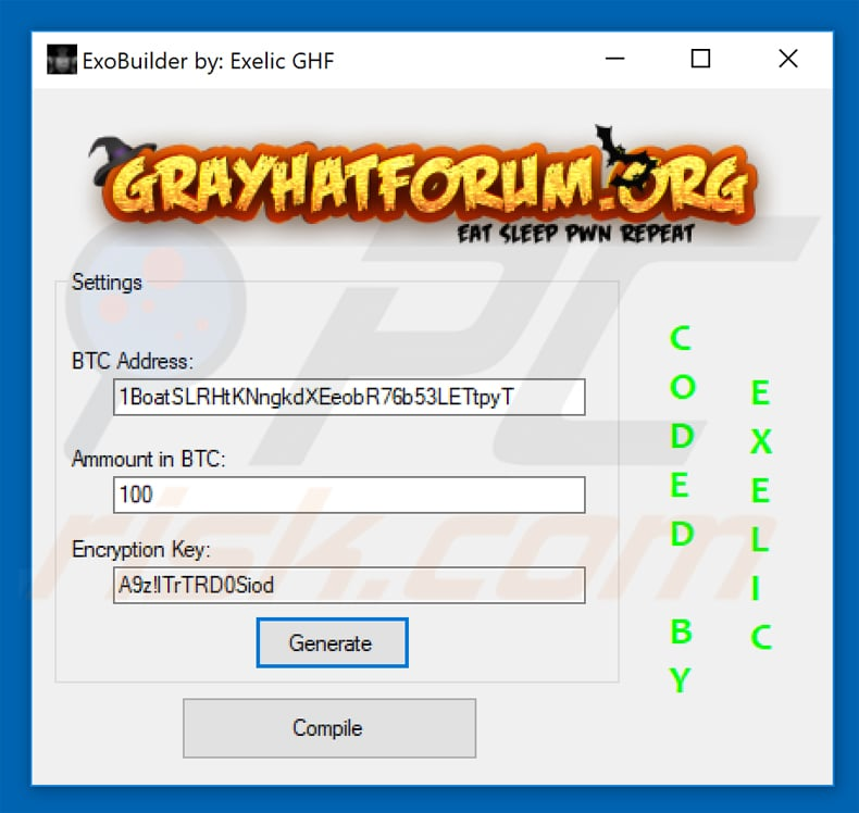 download ransomware builder