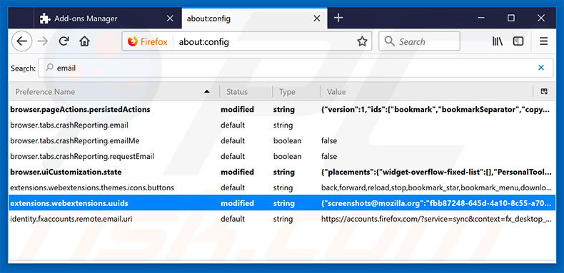 how to change my default search engine in firefox