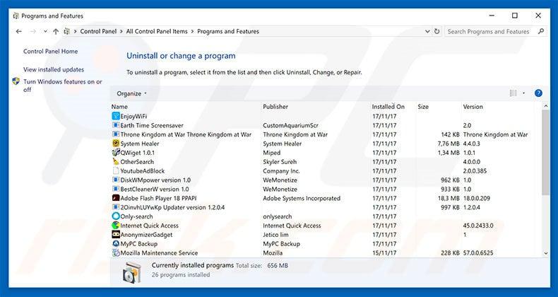 How to uninstall Chrome exe Virus - virus removal
