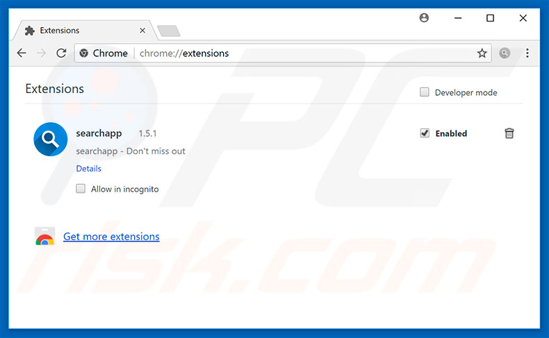 how to search a webpage in chrome