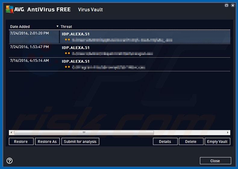 avg virus remover