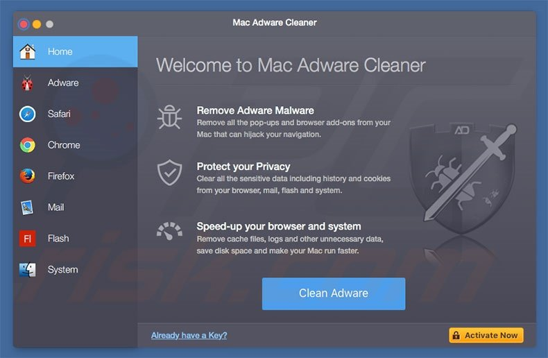 How to uninstall mac adware cleaner