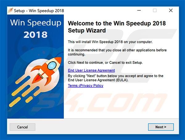 win speedup 2018 activation key free