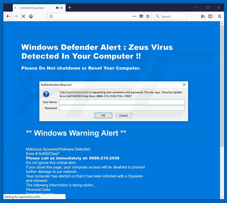 how to clean zues virus