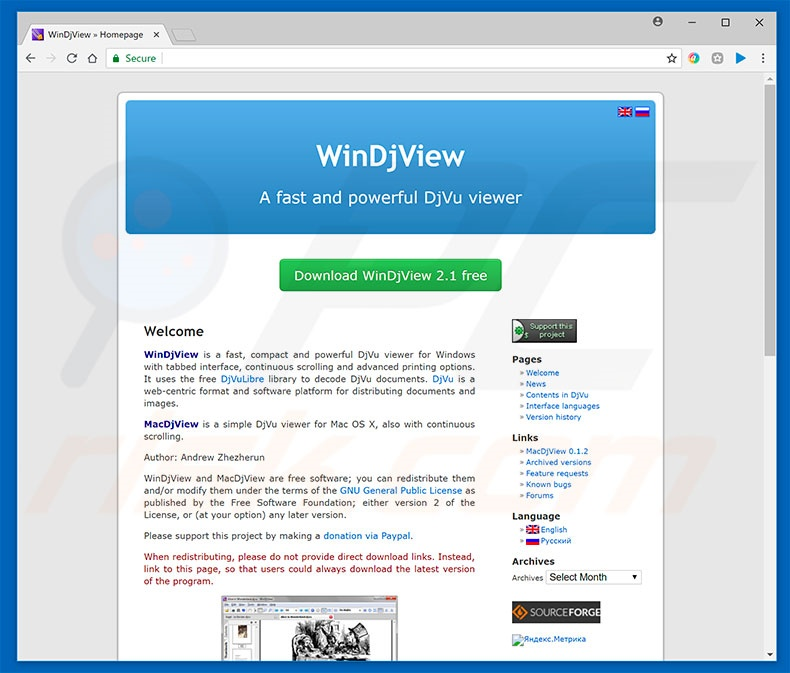How to uninstall DjvuApp Adware - virus removal instructions (updated)