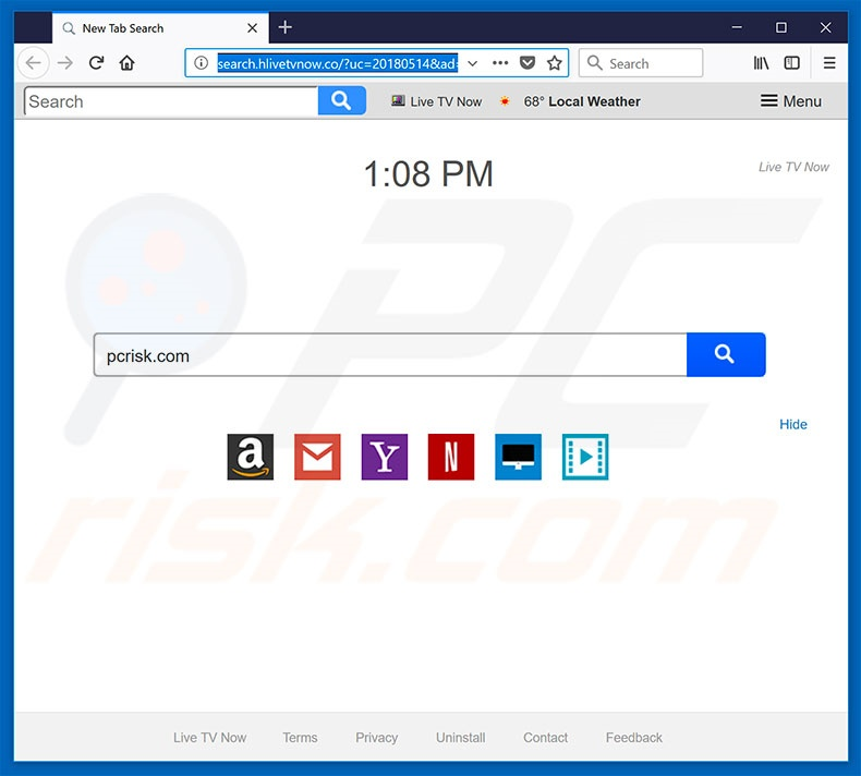 The Search Engine of Google TV Guide Becomes