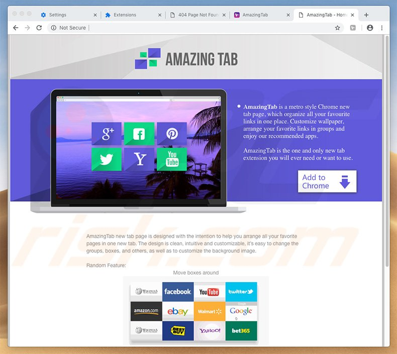Bet365 Full Screen Chrome Extension