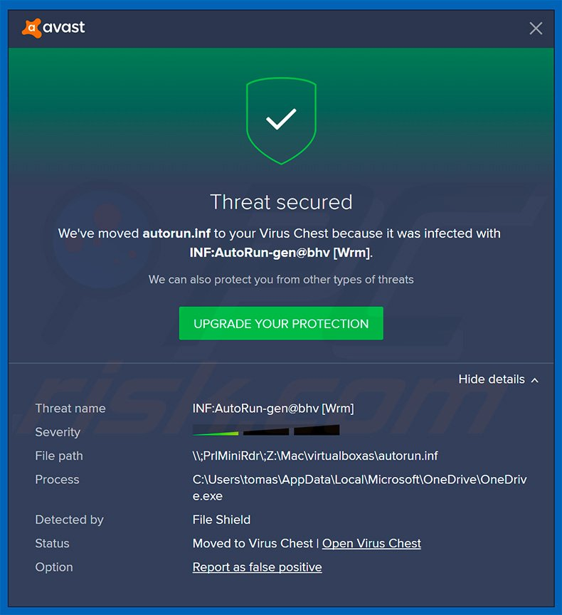 How to remove AutoRun Gen Malware - virus removal