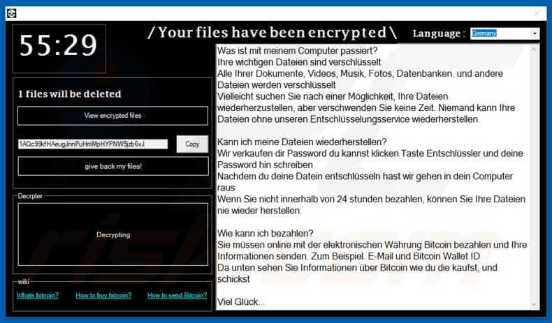 How to remove Oscar Venom Ransomware - virus removal steps (updated)