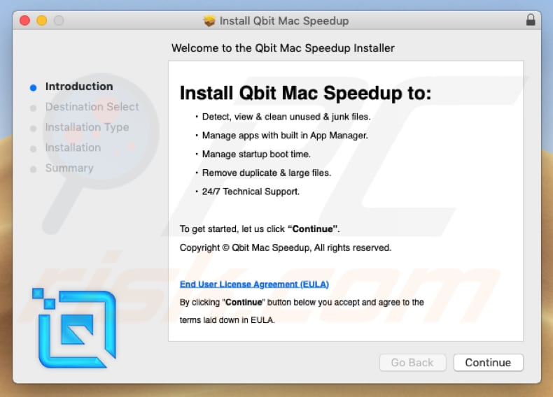 qbit mac speedup setup