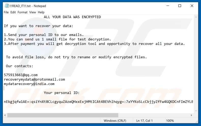 How to remove Amigo X-3 Ransomware - virus removal steps (updated)