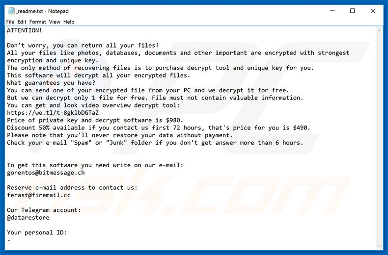 How to remove Neras Ransomware - virus removal steps (updated)