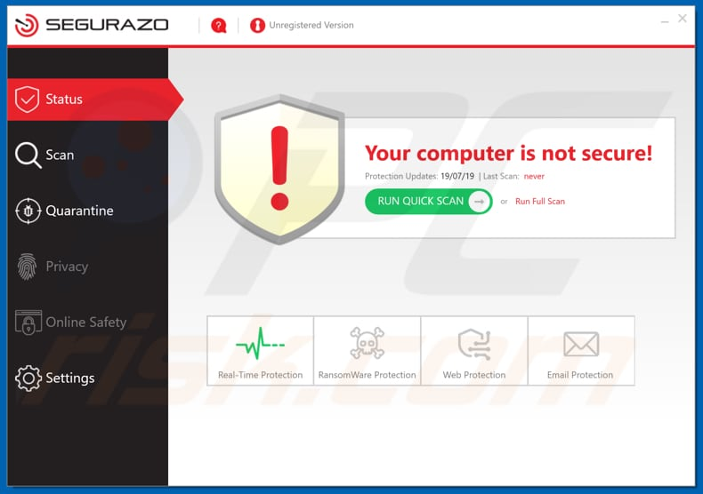 How To Uninstall Segurazo Antivirus Unwanted Application Removal Guide Updated