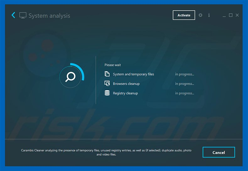 How to uninstall Carambis Cleaner Unwanted Application