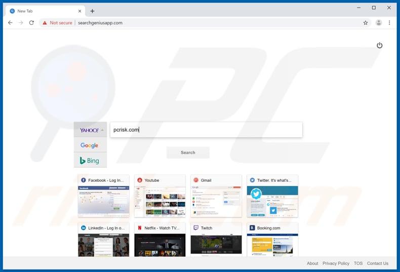 How to get rid of Searchgeniusapp com Redirect - virus