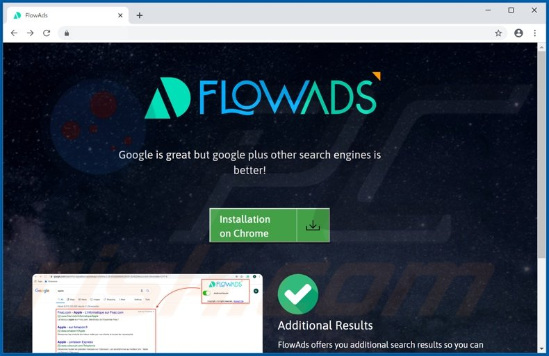 How To Uninstall Flowads Adware Virus Removal Instructions Updated