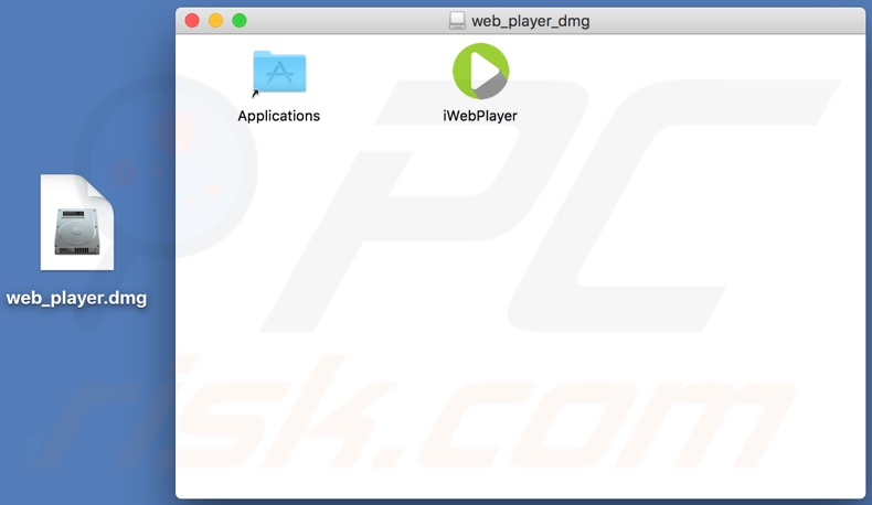 iWebPlayer installation setup