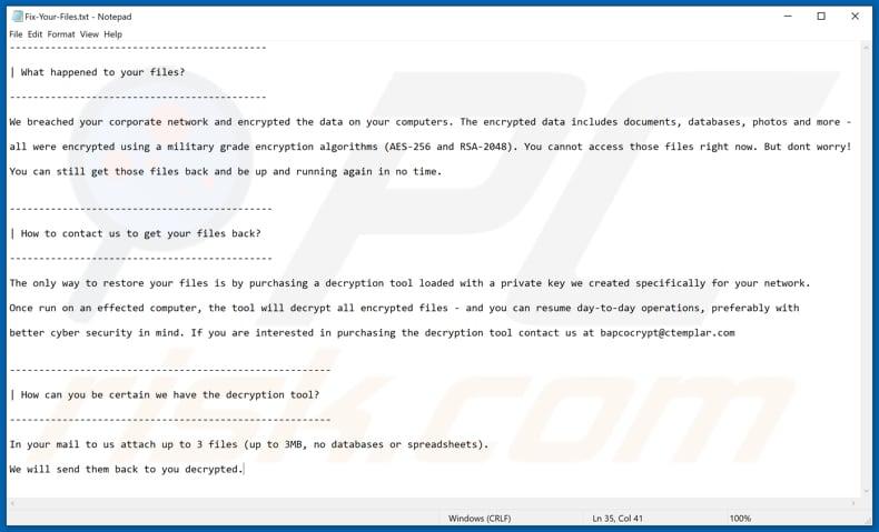 Snake decrypt instructions ()