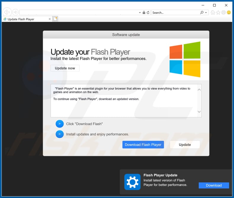 Flash player for mac