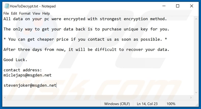 Vhd decrypt instructions (HowToDecrypt.txt)