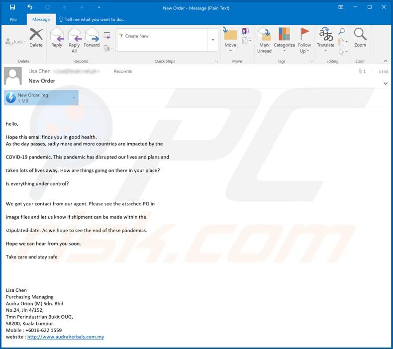 fogyás vírus e-mail fogyni akarok kérem segítsen