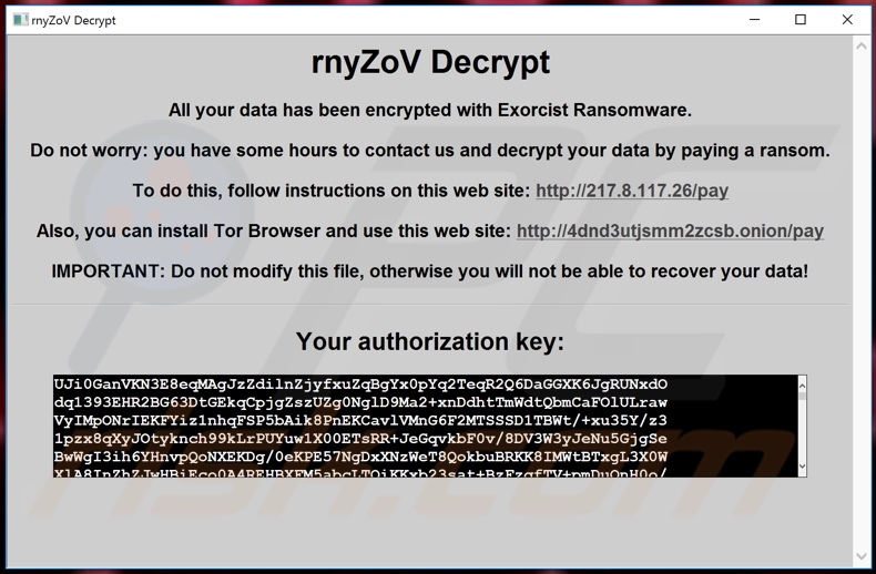 Exorcist decrypt instructions ([random-string]-decrypt.hta)