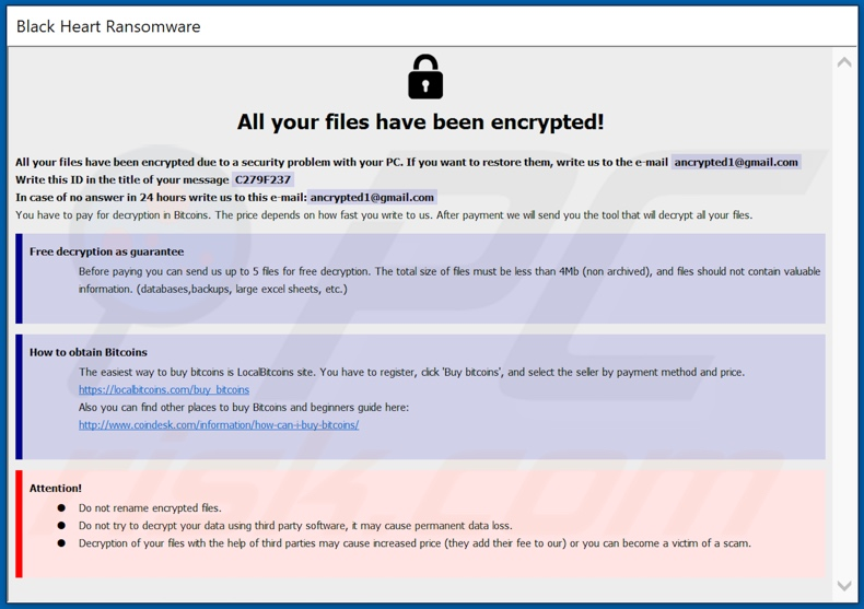Viper decrypt instructions (how to recover my files.hta)